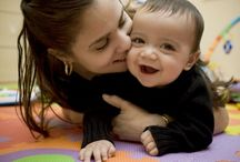 Music and Babies / Ideas for engaging babies through music