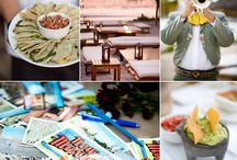 Summer Fiesta Recipes and Decor / The perfect recipes and decorations to have at any Summer fiesta.