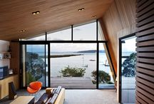 Houses w/ Indoor/Outdoor Living