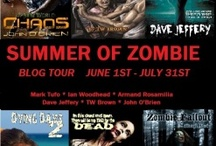 Summer of Zombie Blog Tour / by Armand Rosamilia