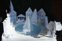 Vianoce a zima