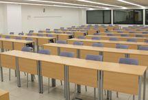 Proyectos a medida - Aulas Universidad de Valladolid