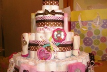 diaper cakes / by Angel Champagne