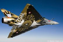 FR Jets / Etendards, Mirages, Rafales - jet-driven French a/c's