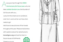 Girl Scouts / by Amie Lawson
