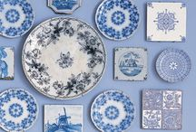 Blue and White China / by Susan Penny