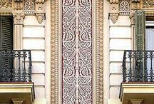 Mimari detaylar /Architectural details