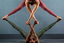 Acro Partner Yoga