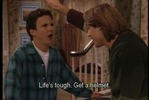 Boy Meets World / The Best TV show ever! / by Ariana Lindsey