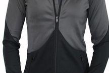 JACKETS by KIAVA / Sleek athletic jackets with thumbholes and breathable fabric!