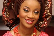 Latest Nigeria Gele style