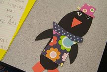 penguins / by Haley Richards