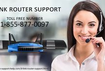 DLink Router Support