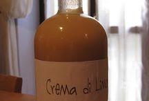 Ricette - DOLCI: liquori homemade / Liquori fatti in casa
