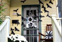 Halloween Decor / Halloween party decorations, inside decorating, tablescapes and all that other cool stuff! / by Juli Riedel