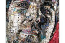 Y11 Chuck Close Portrait