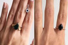 Redesigned Heirloom Jewelry / Before and afters of heirloom baubles that are reimagined and redesigned