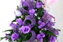 Cemetery Flowers / Ideas for cemetery appropriate floral arrangements.