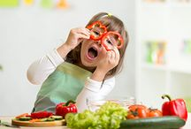 How to make veggies childproof / It can be a real struggle to get children to eat enough vegetables. How do you make sure that healthy recipes gain the upper hand over sweets chocolate and crisps?