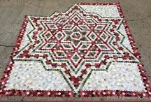 Hexagon Journey / by Bonnie K Hunter