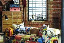 Chesterfield sofa's