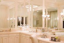 P - bathroom