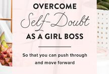 BIZ TIPS | Girl Boss / Tips for entrepreneurs and creatives to win at growing their brand