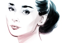 Visions Of Audrey! / by Debbie Driscoll