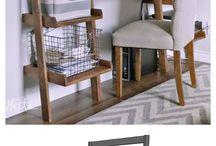 Ideer hjemmelaget møbler