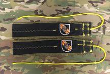 Military Wrist Wraps
