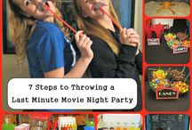 Party Ideas for Teenagers / If you're looking for some Party Ideas for Teenagers, you have come to the right place. Teenagers are tricky humans aren't they? Have fun browsing through these ideas and throw your teen a party they'll never forget.
