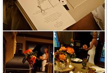 Fall weddings and style shoots