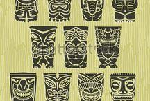 Полинезийский орнамент