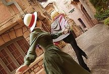 Ghibli Cosplay