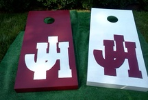 Cornhole Boards / Custom Cornhole from www.mikwoodworkng.com
