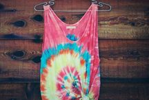Tie dye / by Lacey Wold