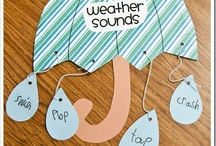 weather / Ideas for a unit of inquiry about weather.
