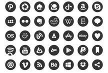 Sociale ikoner