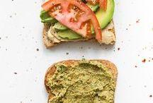 Plant-based sandwich