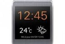 Samsung Galaxy Gear V700 Smartwatch Putih