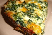 crudtless quiches
