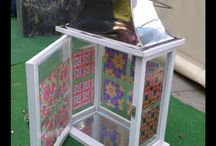 DIY meets Coloring ... Awesome projects that you can do