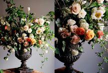 Floristic Design / Various ideas on floristic design (including bouquets, gift ideas, color palette etc)