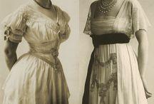 Old, Vintage, dresses / Vackra och gamla/vintage kläder