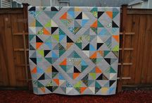 Quilting - HSTs
