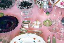 Tableware / Arte della Tavola