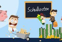 idealo I Rund ums Schulkind / Kosten für ein Schulleben in Deutschland - Von der Einschulung bis zum Abitur. Übersicht der durchschnittlichen Kosten in Deutschland und pro Bundesland. Hier erfahrt Ihr, welche Summe Ihr für die Einschulung, Hortkosten, Schulessen, Bücher und Klassenfahrten investieren müsst.