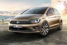 Volkswagen Golf Sportsvan / Una nueva dimensión de deportividad.