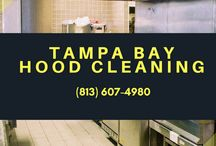 Hood Cleaning in Tampa Bay FL