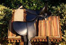 Tack sets / Coordinating ideas for horse tack